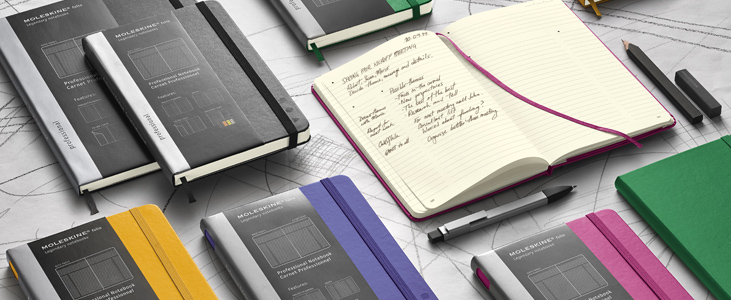 coloured Professional Notebooks_731x300